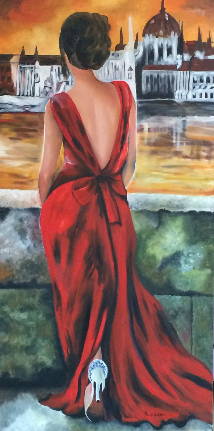 Yaptığım yağlı boya tablom