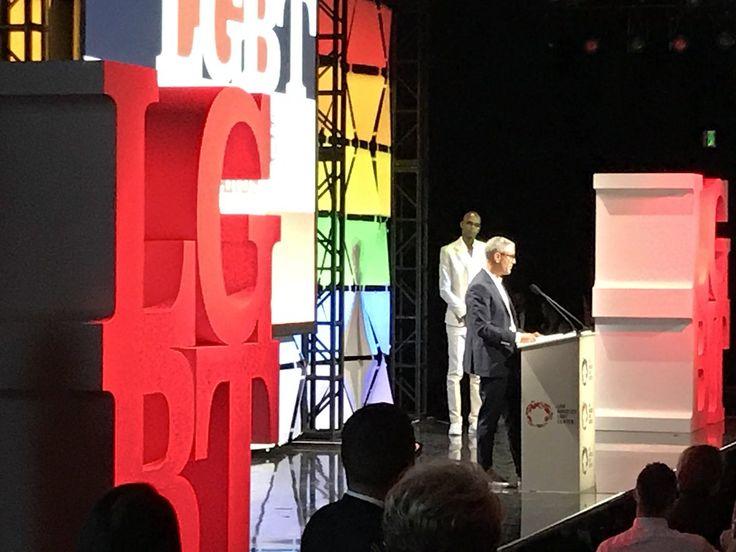 "Trump calling transgender military members a ""burden"" was attempt to take US backwards says Ari Emanuel at #VanguardAwardspic.twitter.com/Pzj6PKfG9v  At The Beverly Hilton Florida SEO  Brevard SEO  SEO Biz Marketing"