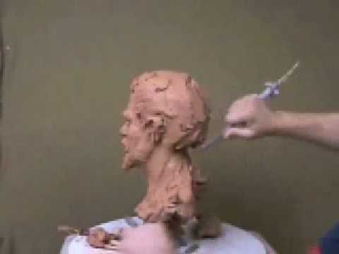Adam Reeder: How To Sculpt In Clay – How To Sculpt A Head