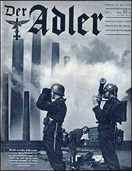 Der Adler №7 16 Mai 1939