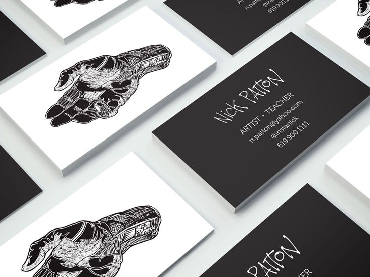25 best ideas about Artist Business Cards on Pinterest