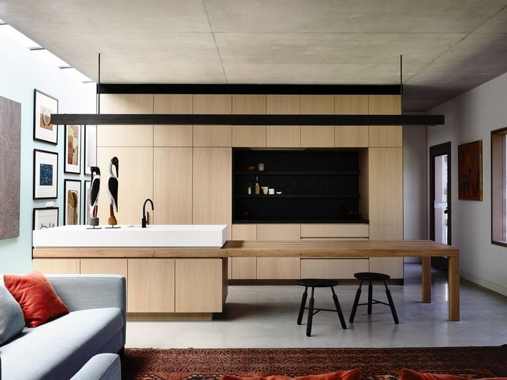 In-Situ House by Rob Kennon Architects (5)