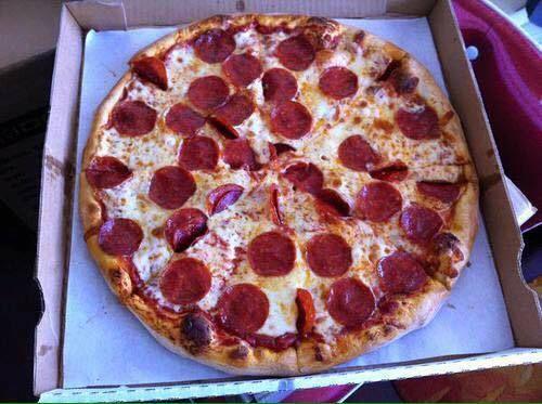 бекон, сыр, еда, голодные, любовь, пицца, вкусное