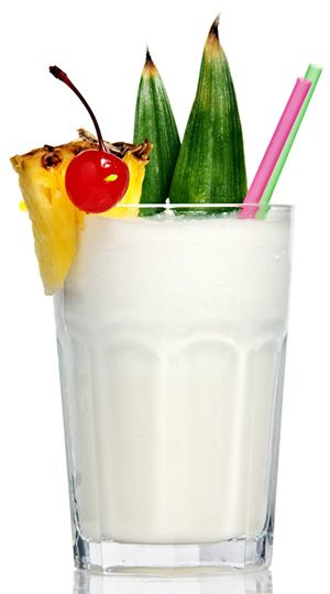 pina colada drink by island jay