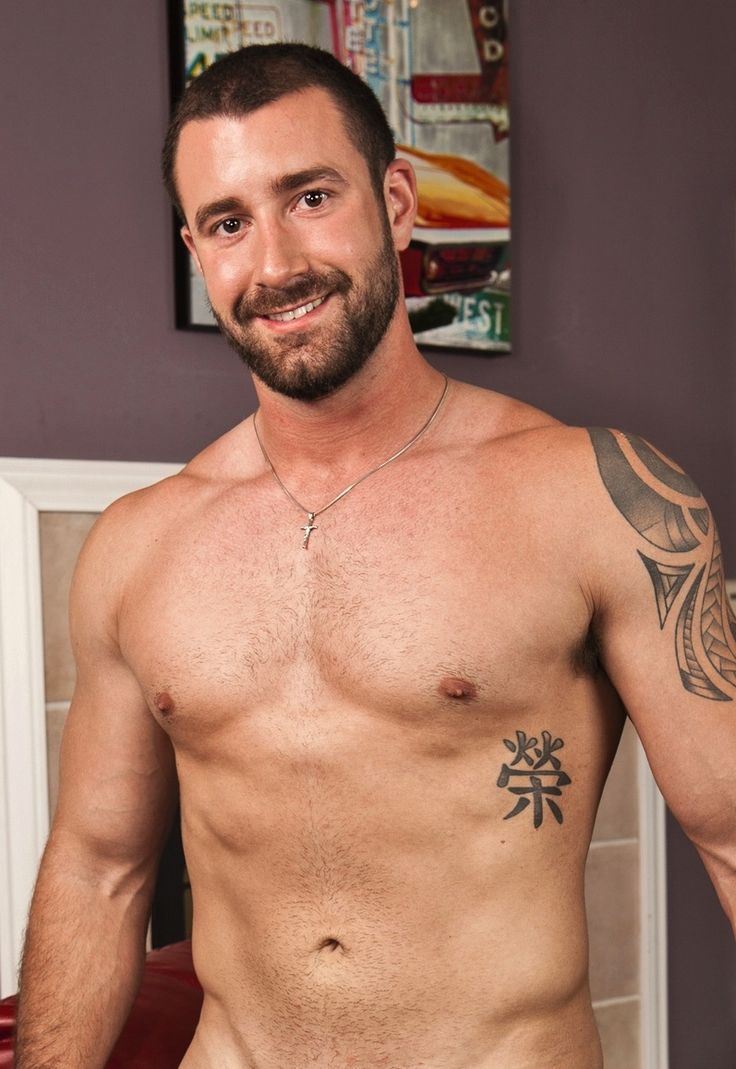 Gay porn male actor cumming and small