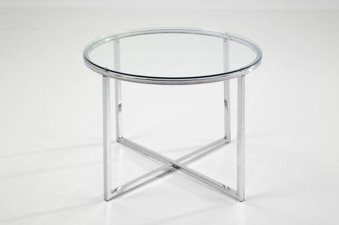 Homelike ArtLook Okrągły stolik 0426862046 - Sanit-Express™