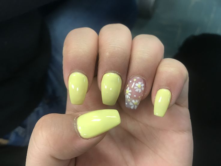 #acrylics #yellow #coffin #solar