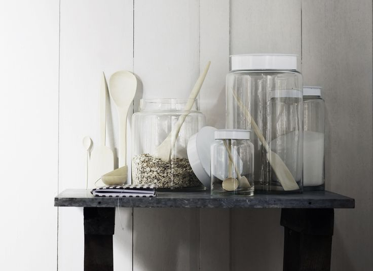 Great mornings get even better with cool storage in the kitchen from tinekhome.com