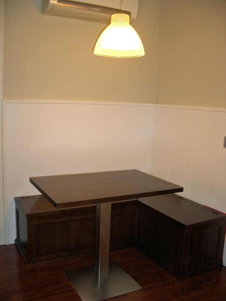 M s de 25 ideas incre bles sobre mesa rinconera de cocina for Mesa esquinera redonda
