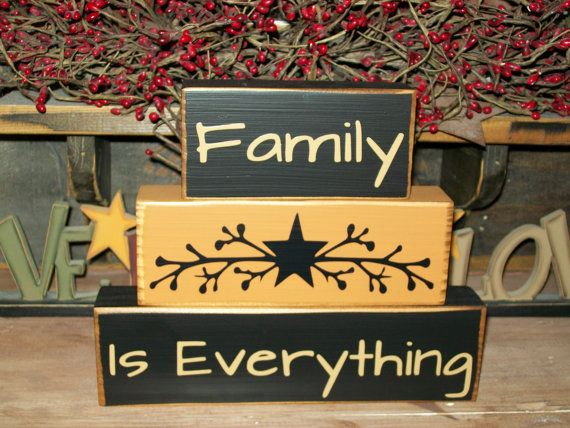 primitive country wooden signs 2