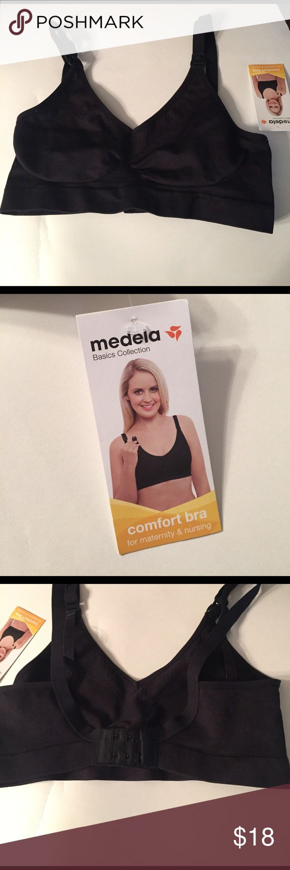 NWT Medela nursing bra. New. Clasps for nursing. Medela Intimates & Sleepwear Bras