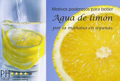 Poderosos motivos para beber agua alcalina de limón cada mañana | Salud