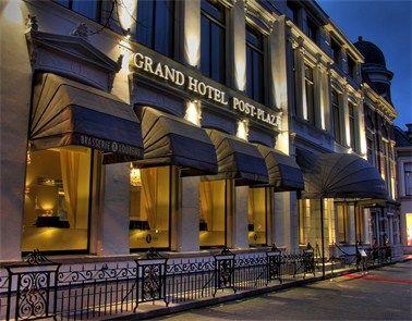 Grand Hotel Post-Plaza - Top Trouwlocaties