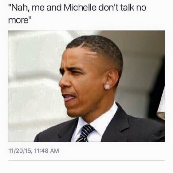 Chill With These Obama Haircut Memes (3 Photos) http://ibeebz.com