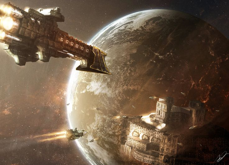 Damaris - Battlefleet Gothic