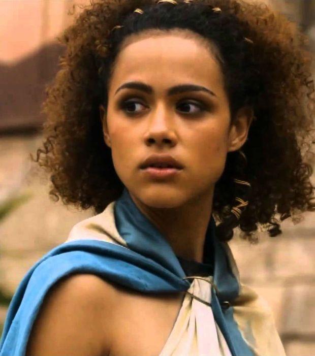 Missandei - Nathalie Emmanuel - dans Game of Thrones