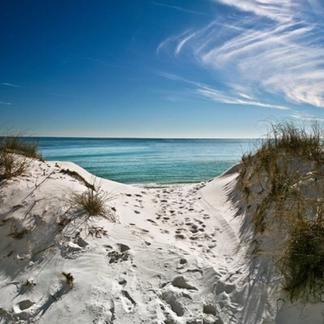 : Sands, At The Beaches, Walks, The Ocean, Beautiful Places, Footprint, Destinations Florida, Florida Beaches, The Sea