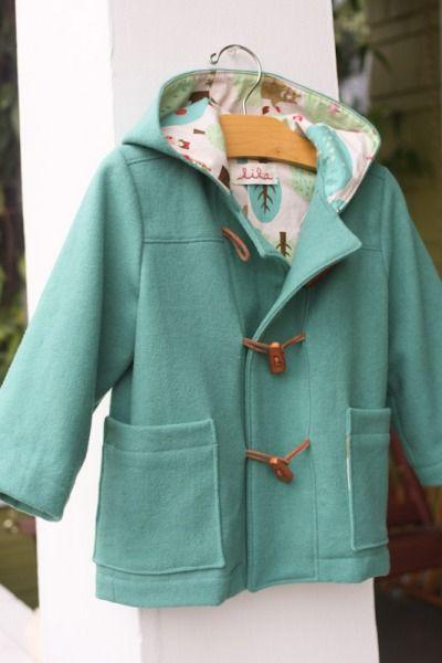 25+ Best Ideas about Coat Patterns on Pinterest