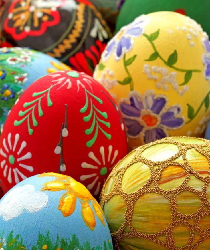 KOCHEN & BEMALEN Die 6 wichtigsten Fragen für perfekte Ostereier