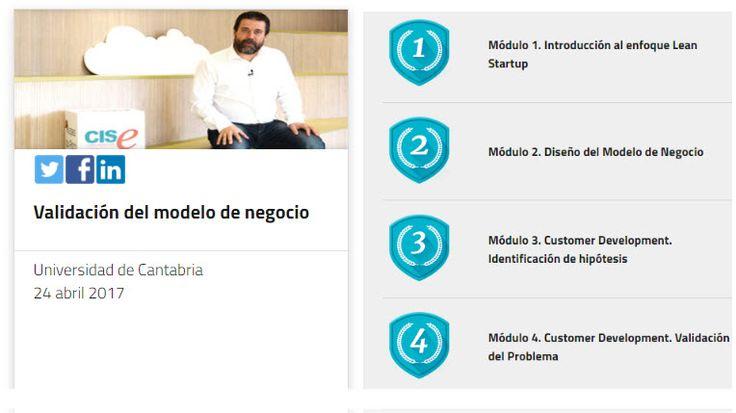#MOOC #cursos_online_gratuitos Nuevo curso online gratuito en español sobre modelos de negocio