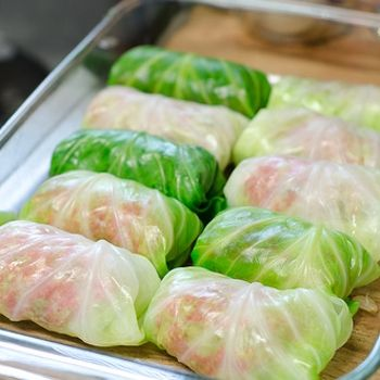 Stuffed Cabbage Recipe - Seeded at the Table & ZipList