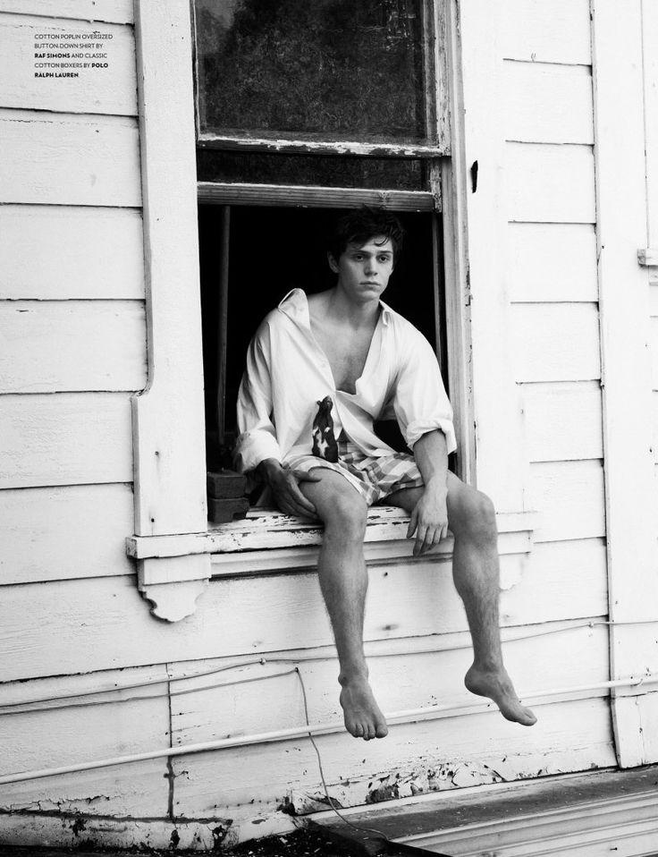 Evan Peters Wallpapers, Top 45 Quality Cool Evan Peters Pictures ...