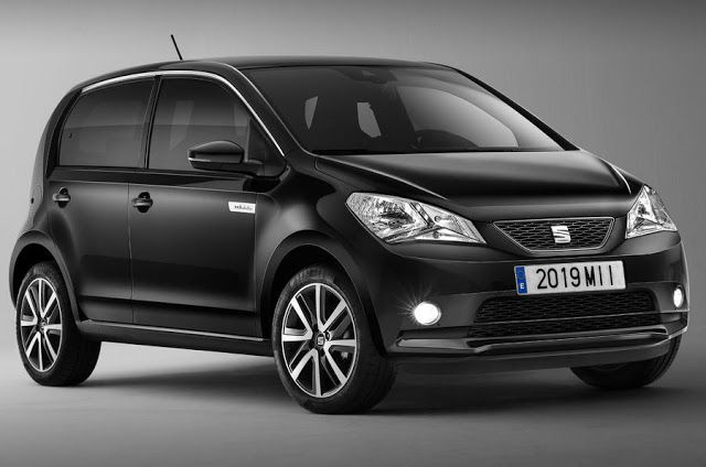 New Seat Mii Electric Priced From 19 300 In Uk Affordable