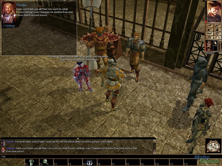 Neverwinter Nights - an extremely ambitious gaming project that actually delivered what it promised. The game is a gem for the hard-core role-playing community with excellent content creation tools and a unique dungeon master feature. Not for everyone though!