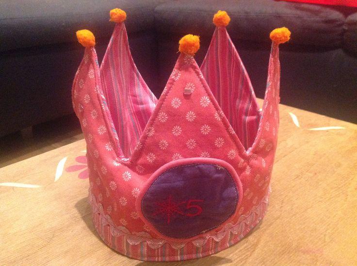 Krone zum Geburtstag meiner Patentochter