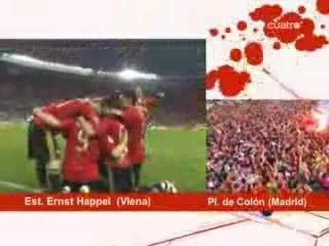 Gol de Torres contra Alemania, que nos dio la Eurocopa'08.