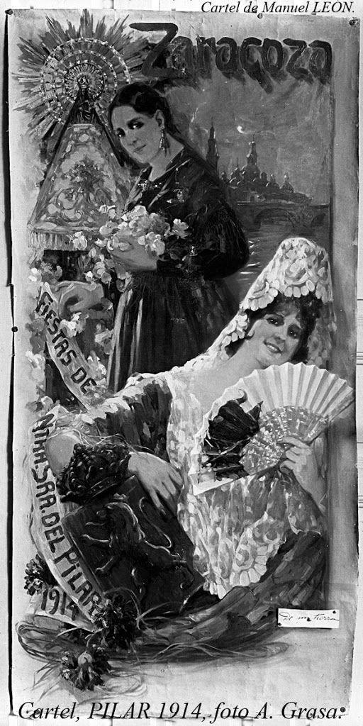 Aurelio Grasa – AURELIO GRASA FOTOGRAFÍA LAS FIESTAS DEL PILAR DE 1914 A 1917