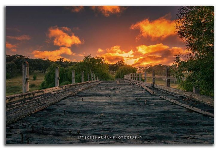 Lovely old Bridge over the Mann River.  Red Range Road.  Photo by Jayson Sharman Photography.   Weather in the Glen Innes Highlands for Friday includes a top of 29 degrees with lots of sunshine.  Perfect for the Glen Innes Show! #gleninnes #gleninnesnsw #gleninneshighlands #nsw