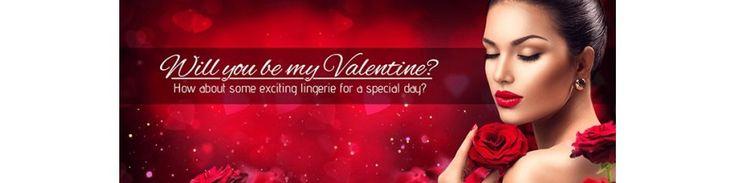Valentinstag - erotische Dessous online bestellen