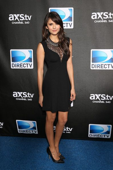 Nina Dobrev Photo - DIRECTV Super Saturday Night Featuring Special Guest Justin Timberlake & Co-Hosted By Mark Cuban's AXS TV