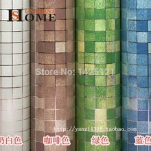 cocina etiqueta de la pared del pvc mosaico bao wallpaper papel paredes a prueba de agua