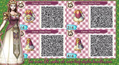Animal Crossing New Leaf QR Code – Katha