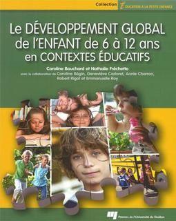 3199700095756 Le développement global de l'enfant de 6 à 12 ans en contexted éducatifs. Basé sur un modèle similaire au précédent, le livre présente les plus importantes notions relatives au développement global des 6 à 12 ans. Chacun des aspects -neurologique, moteur et psychomoteur, socio-affectif, cognitif et langagier - y est traité en détail, à la fois sous les angles théorique et pratique. Des exercices récapitulatifs et réflexifs enrichissent le propos.