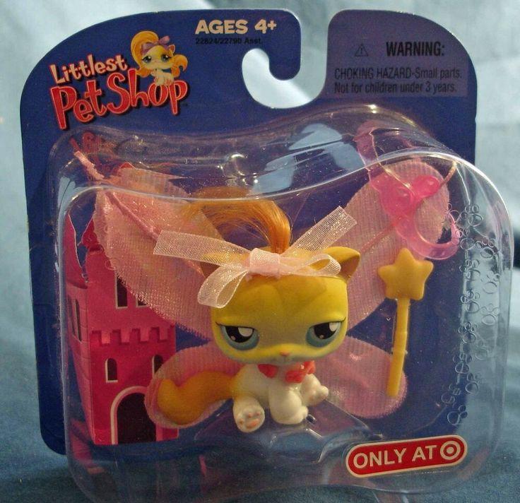Littlest Pet Shop Target exclusive retired fairy princess