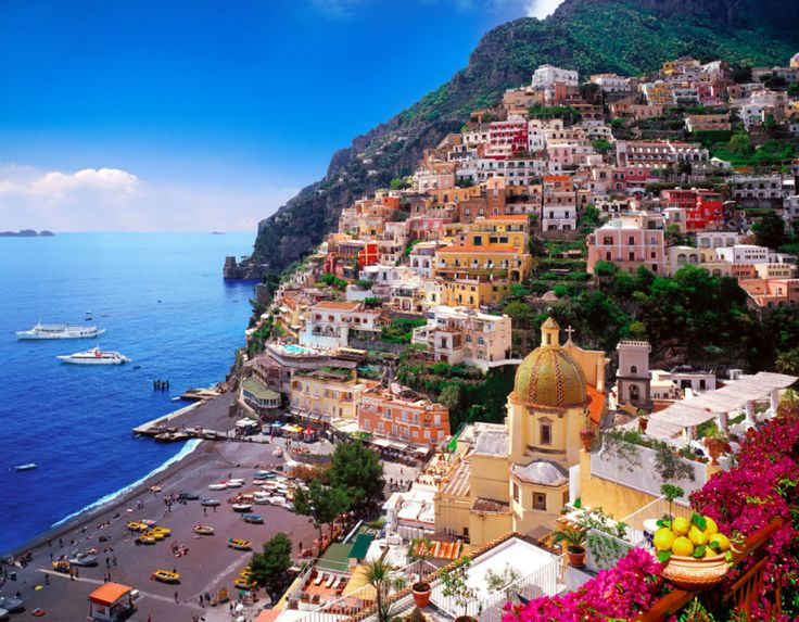 25 Italian coastal towns to see once in a lifetime, according to Functional Swide (Part I)