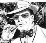 Literary Character Felix Leiter