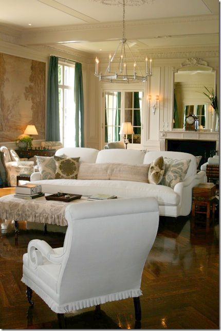 Windsor Smith Living Room  Love The White Of The Furniture. Crisp And Clean  Like Freshly Starched Clothes.