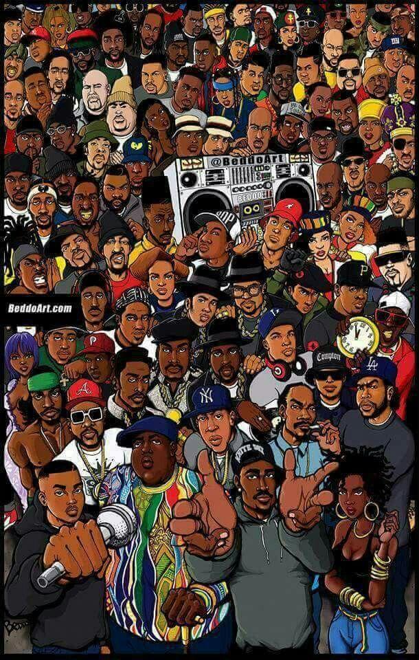 The Hip Hop Revolution.