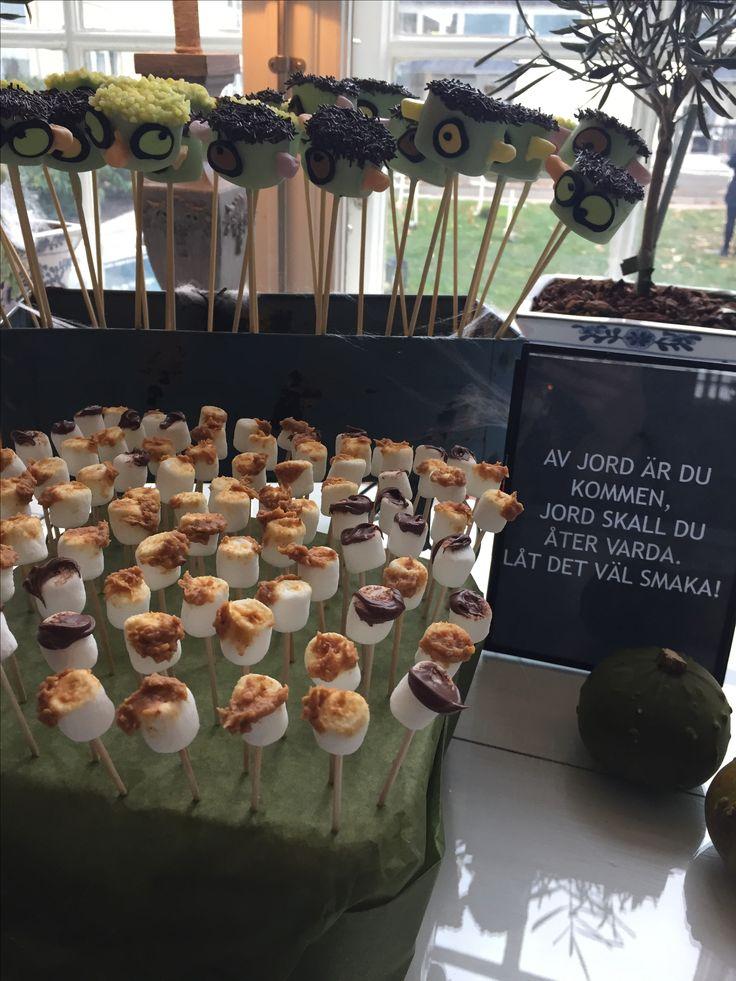 Öronvax marshmallows