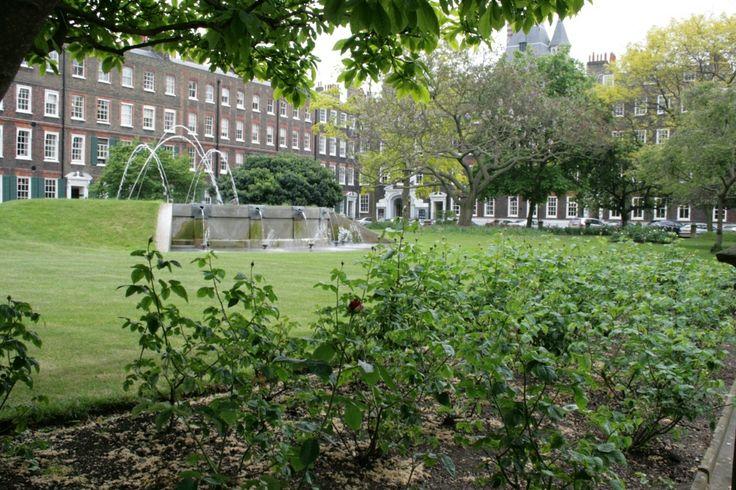Secret Garden: 17 Best Images About Outdoor London On Pinterest