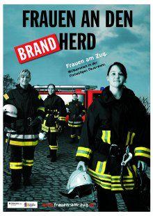 Frauen an den [Brand]Herd (Grafik: Sehstern/DFV)