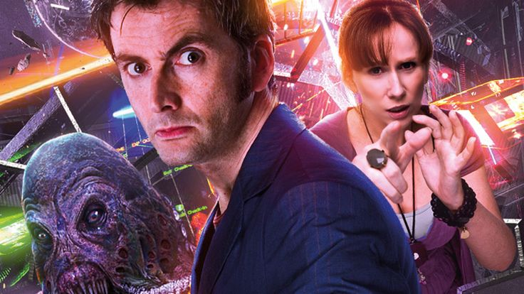 Hear David Tennant and Catherine Tate's Hilarious Return to Doctor Who