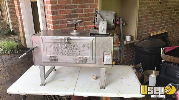 New Listing: https://www.usedvending.com/i/SnoWizard-Commercial-SnoBall-Machine-Ice-Shaver-for-Sale-in-Alabama-/AL-SS-409Y SnoWizard Commercial SnoBall Machine Ice Shaver for Sale in Alabama!!!