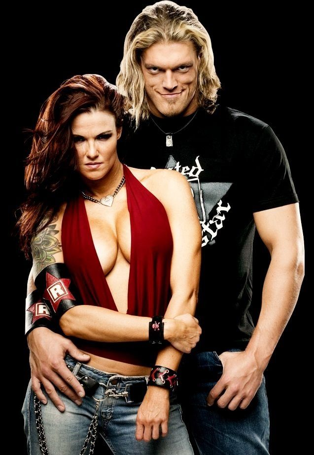 Lita still dating edge