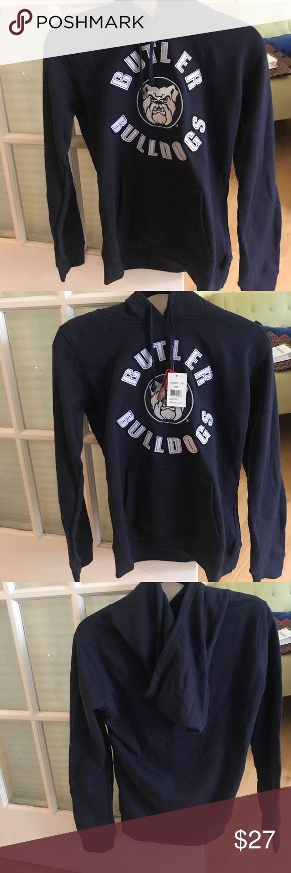 Butler University Bulldogs Sweatshirt Medium Brand new with tags!! Tops Sweatshirts & Hoodies