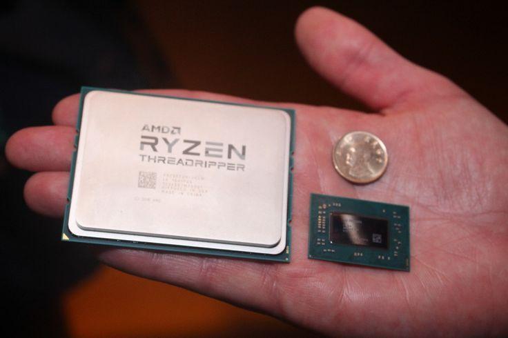 CPU AMD Ryzen Threadripper Dan Ryzen 3 Bakal Hadir Untuk Pasaran Global Tidak Lama Lagi  Pihak AMD mengumumkan ketibaan siri CPU paling berkuasa mereka AMD Ryzen Threadripper sewaktu acara COMPUTEX beberapa bulan yang lalu. Siri CPU ini hadir dengan cip pemprosesan yang mempunyai sehingga 16 teras dan 32 bebenang kuasa yang mampu menggerakkan aplikasi-aplikasi yang digunakan oleh pereka industrial dan juga para jurutera.  AMD baru sahaja mengumumkan bahawa siri CPU AMD Ryzen Threadripper…